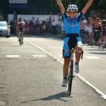 Giorgia Capobianchi vince a Gorla Minore