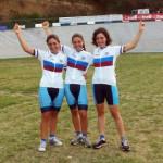 Le campionesse del Team Capobianchi